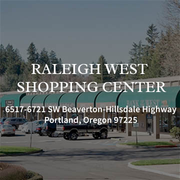 Raleigh West Shopping Center